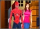 Человек-паук поцелуй