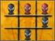 Крестики-нолики Человек-паук