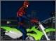 Человек-паук на мотоцикле: вызов