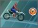 Человек-паук: Ледяной мотоцикл