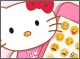 Хелло Китти розовый Айфон