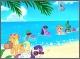 Мои маленькие пони: Морской пляж пазл