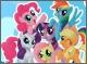 Мои маленькие пони: Онлайн раскраска