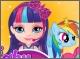 Малышка Барби: Маленькие пони