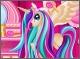 Принцесса пони: Забота о волосах