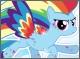 Мои маленькие пони: Стиль для Радуги Дэш