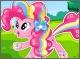 Мои маленькие пони: Пинки Пай мощный радужный стиль
