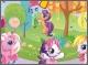 Мои маленькие пони: Найди отличия