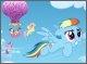 Мои маленькие Пони: Радужный полет