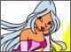 Винкс: Раскрасьте фей