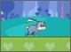 Любимый питомец Блум кролик Кико