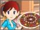 Шоколадная пицца: Кухня Сары